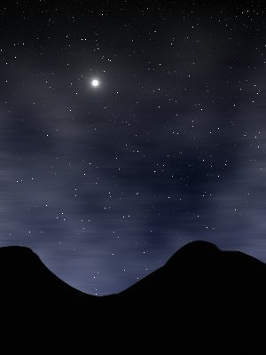 [Star scape]