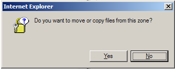 [Nonsensical dialog box]