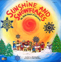 [Sunshine and Snowflakes Album Cover]